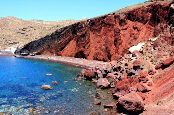 Red-Beach-of-Akrotiri-Santorini